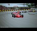 Milwaukee Mile 1987 CART Race