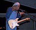 Buddy Guy at Summerfest in 2008