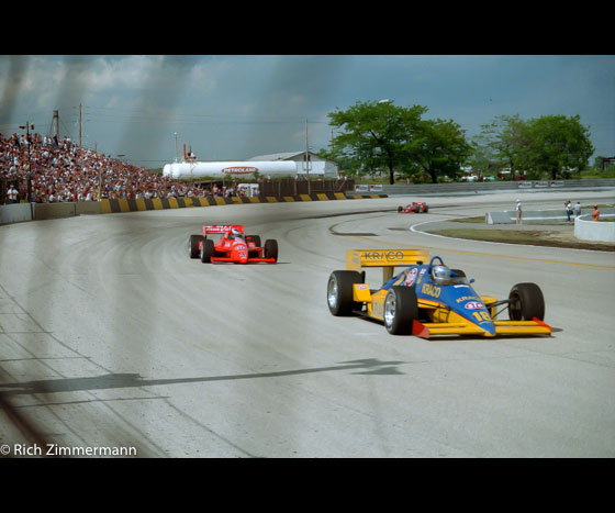 CART 1987 Milwaukee Mile 172012 10 1617 of 50