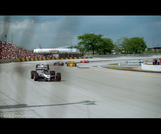 CART 1987 Milwaukee Mile 192012 10 1619 of 50