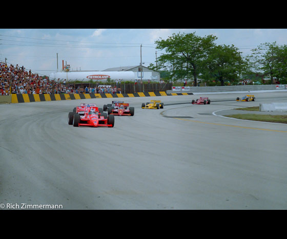 CART 1987 Milwaukee Mile 282012 10 1728 of 50