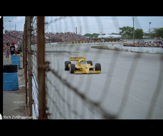 CART 1987 Milwaukee Mile 332012 10 1733 of 50