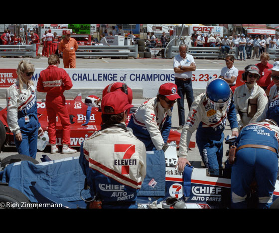 CART 1987 Milwaukee Mile 372012 11 1137 of 50