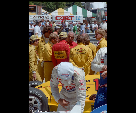 CART 1987 Milwaukee Mile 432012 11 1143 of 50