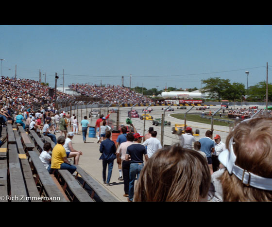CART 1987 Milwaukee Mile 442012 11 1144 of 50