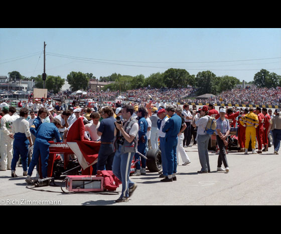 CART 1987 Milwaukee Mile 452012 11 1145 of 50