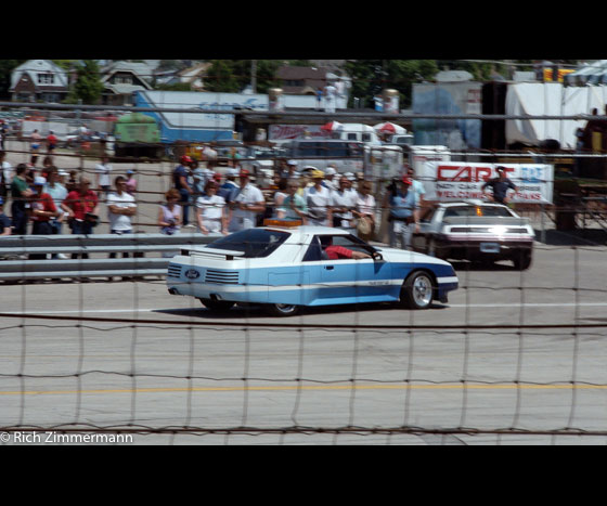 CART 1987 Milwaukee Mile 462012 11 1146 of 50