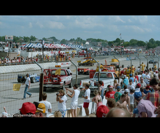 CART 1987 Milwaukee Mile 92012 10 169 of 50