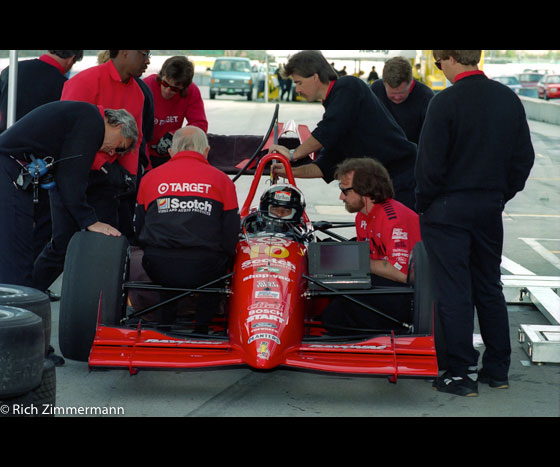 CART 1993 Milwaukee Mile test day 242016 10 2624 of 39