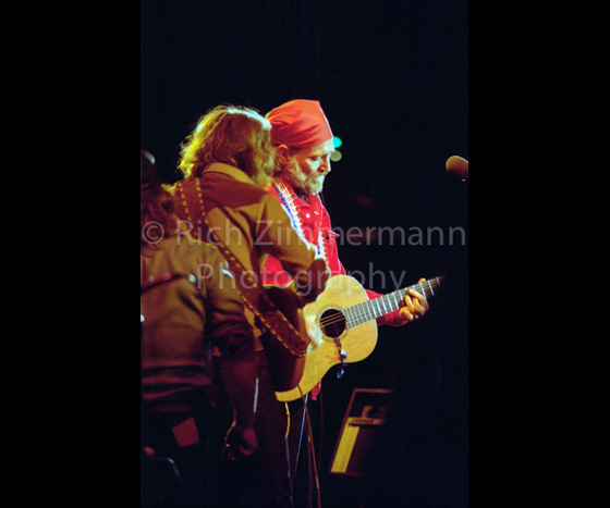 Willie Nelson 1977 Summerfest 13