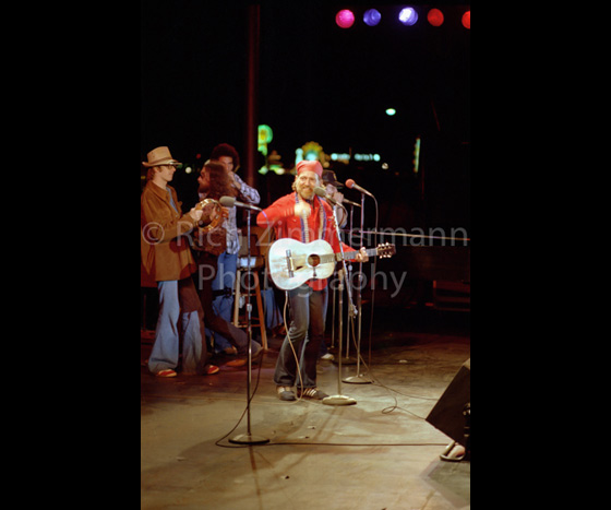 Willie Nelson 1977 Summerfest 14