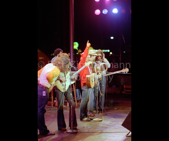 Willie Nelson 1977 Summerfest 15