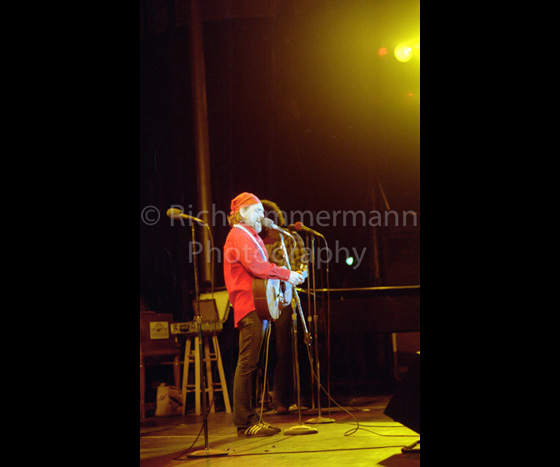 Willie Nelson 1977 Summerfest 9